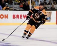 Mark Recchi, Boston Bruins in avanti Fotografie Stock