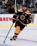 Mark Recchi, Boston Bruins en avant Images stock