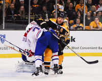 Mark Recchi, Boston Bruins en avant Photographie stock