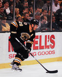 Mark Recchi, Boston Bruins forward. Royalty Free Stock Images