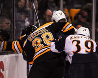 Mark Recchi, Boston Bruins forward. Stock Images