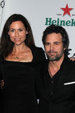 Mark Ruffalo,Minnie Driver Stock Photo