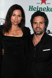 Mark Ruffalo, Minnie Driver Stock Image