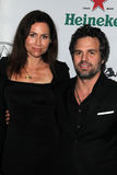 Mark Ruffalo, Minnie Driver Royalty Free Stock Images