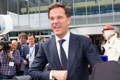 Mark Rutte AutoRAI Images stock