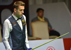 Mark Selby of England Stock Image