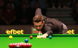 Free Mark Selby Of England Participates In Snooker Show The Eleven 30 Series 2016 Stock Images - 78167774