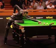 Mark Selby van Engeland neemt aan snooker deel toont de Elf 30 Reeksen stock fotografie