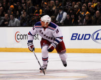 Mark Staal, New York Rangers Royalty Free Stock Photo