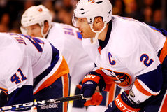 Mark Streit New York Islanders Stock Photo