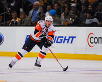 Mark Streit, New York Islanders Στοκ Εικόνες