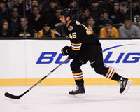 Mark Stuart Boston Bruins Lizenzfreie Stockbilder