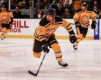Mark Stuart Boston Bruins. Stock Images