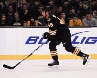 Mark Stuart Boston Bruins. Royalty Free Stock Images