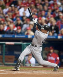 Mark Teixeira Royalty Free Stock Photography