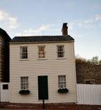 Mark Twain's Boyhood Home stock images