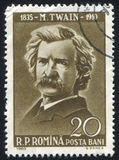 Mark Twain Stock Images
