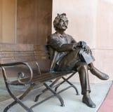 Mark Twain In Palm Desert Stock Image