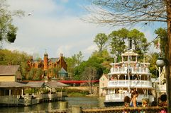 Mark Twain Riverboat Stock Photos