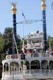 Mark Twain Riverboat, Disneyland, Anaheim, California Stock Images