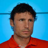 Mark van Bommel Royalty Free Stock Image