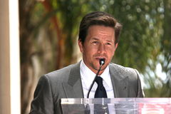 Mark Wahlberg Stockbild