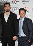 Mark Wahlberg Photographie stock