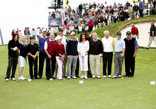 Mark Wahlberg, Alice Cooper, Heather Locklear, Catherine Zeta-Jones, Michael Douglas, Cheryl Ladd, Kenny G, Martin Sheen, Samuel. 4/29/2007 - Rancho Palos Verdes stock image