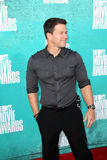 Mark Wahlberg arriving at the 2012 MTV Movie Awards Royalty Free Stock Photo
