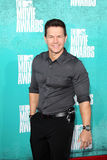 Mark Wahlberg arriving at the 2012 MTV Movie Awards Stock Image
