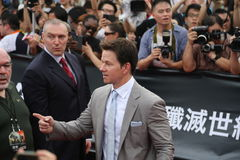 Mark Wahlberg Royalty Free Stock Photo