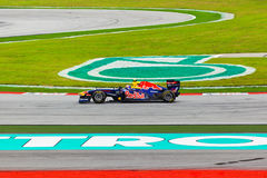 Mark Webber (team Red Bull Racing) Royalty Free Stock Photography