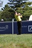Mark Wilson. Boston, MA- August 30:  Thursday Mark Wilson the Deutsche Bank Championship at the TPC Boston golf course on August 30 , 2012 in Boston Stock Photo