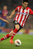 Markel Susaeta of Athletic Bilbao Royalty Free Stock Image