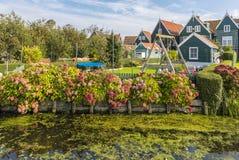 Marken, Нидерланды Стоковое фото RF
