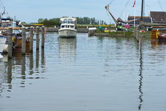 Marken Bay Royalty Free Stock Photography