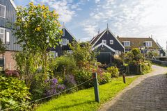 Marken, Netherlands. Stock Images