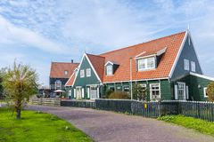 Marken, Netherlands. Royalty Free Stock Images