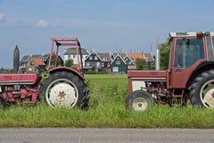 Marken, die Niederlande Stockbild