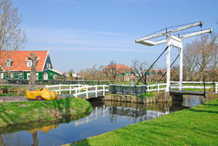 Marken,Ijsselmeer,Netherlands Royalty Free Stock Photo