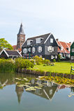 Marken island Royalty Free Stock Photos