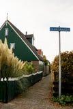 Marken island, Netherlands Royalty Free Stock Images