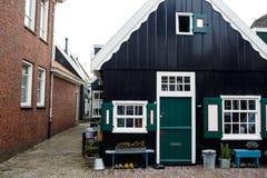 Marken island, Netherlands Royalty Free Stock Photo