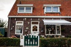 Marken island, Netherlands Stock Image