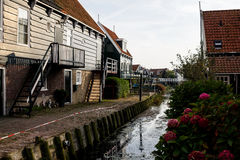 Marken island, Netherlands Stock Images