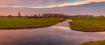 Marken na Holanda imagem de stock royalty free