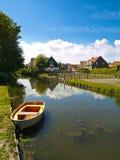 Marken, Nederland Stock Afbeeldingen
