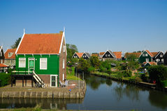 Marken, Netherlands Royalty Free Stock Photos