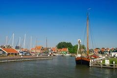 Marken, Netherlands Stock Image