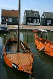 Marken in north of holland Royalty Free Stock Photo